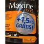 Maxine Cachorro 15kg Super Premium Mas Snacks De Regalo !!!