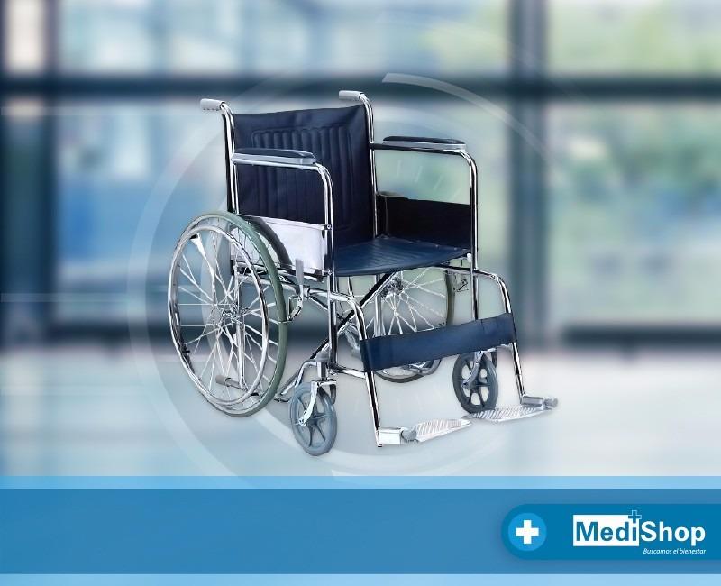 Alquiler y venta sillas de ruedas andadores bastones muletas la blanqueada en mercado libre - Alquiler de sillas de ruedas en valencia ...