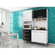 Alacena Kit Armario Mueble Modular De Cocina Con Cajones