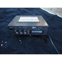 Amplificador O Potencia 12 V Y 220 V Publicidad Callejera.