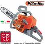 Motosierra A Nafta 44cc. 18´´ Profesional Gs 44 Oleo Mac