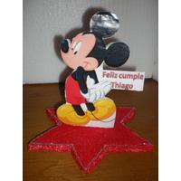 Centros De Mesa Infantiles Mickey