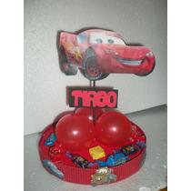 Centros De Mesa Infantiles Frutillitas Kitty Cars $ 45