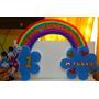 Carteles De Cumpleaños Infantiles Cars Mickey Dora
