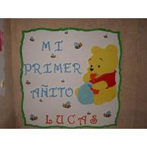 Cartel De 1 X 1 De Winnie Pooh