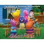 Tarjetas De Cumpleaños Invitaciones Infantiles 50 Unidades