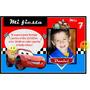 10 Tarjetas De Cumpleaños Cars