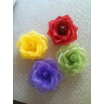 Velas Rosas Ideales Para Arbol De La Vida 15 Años