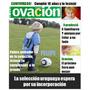 Imanes Souvenir Uruguay Peñarol Nacional Ovacion, Revista
