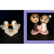 Souvenir Porcelana Fria, Boda, 15 Años, Infantlies Y Más