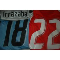 Numero Nombre Camiseta Puma 2007 Copa America Eliminatorias