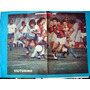 Poster Gigante Victorino Morena Peñarol Nacional 1982