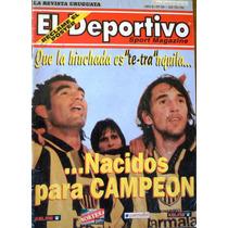 Revista El Deportivo Año 2 No. 34 1996 Peñarol