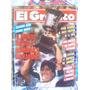 Revista El Gráfico: El Mundo Volvio A Admirar A Maradona.