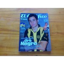 Revista El Grafico, Martinuccio Peñarol Libertadores 2011