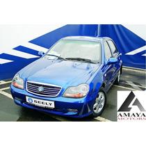 Amaya Geely Ck2 New Desde 13990. Airbag Y Abs