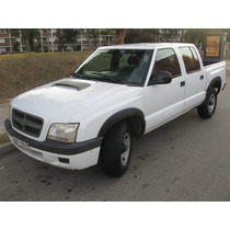 Chevrolet S 10 Diesel 2.8 Turbo Doble Cabina Full Año 2006