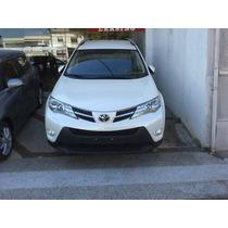 Toyota Rav 4 Entrega Inmediata!!!!!