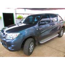 Vendo O Permuto Toyota Hilux 2.5 Impecable!!!