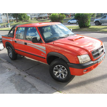 Chevrolet S 10 Doble Cabina Motor 2.8 Turbo Año 2006 Full ¡¡