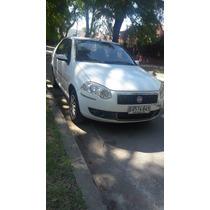 Fiat Siena Elx 1.4 A/a Blanco 5 Puertas 78900km Nafta