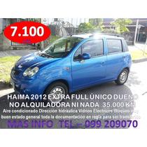 Haima 1 Extra Full Con Todo Casi Okm 4500 U$s Y Faciliades