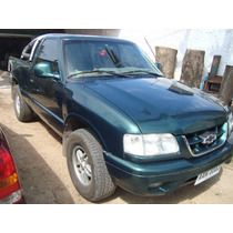 Camioneta S10 Color Verde Metalizado Maccion 2500 Diesrel