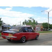 Chevrolet Chevette Tiburón 1977 1.6 Nafta