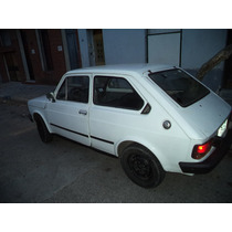 Fiat 147 Exelente Estado Al Dia, Libreta Y Papeles Economico