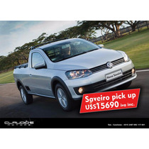 Volkswagen Saveiro Pick Up, Entrega Inmediata!!!