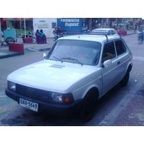 Fiat Spazio Modelo 1.4 Color Blanco