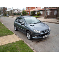 Peugeot 206 Xs Extra Full Impecable!