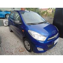 Hyundai I10 Full 2013 Muy Sano. Vendo - Financio Y Permuto!!