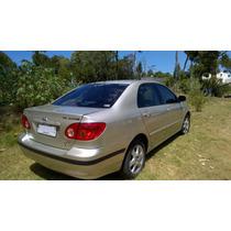 Vendo Toyota Corolla 1.8 Se-g Automatico Extra Full Año 2004