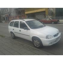 Chevrolet Corsa Wagon Nafta Muy Buena