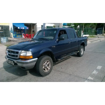 Ford Ranger 1999 Dodle Full Inpecable Oportuynidad Motor N