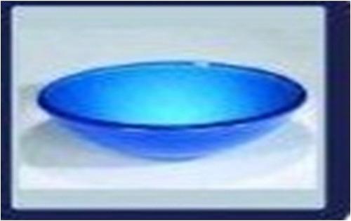 Bachas Para Baño De Vidrio:Bachas De Vidrio De Colores / Piletas Para El Baño