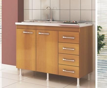 Heladera de bajo mesada muebles de cocina for Muebles oferton
