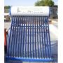 Calentador Solar 150 Lt Acero Inoxidable Y Galvanizado