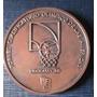 Medallon Basquetbol Torneo Olimpico De Las Americas Medalla