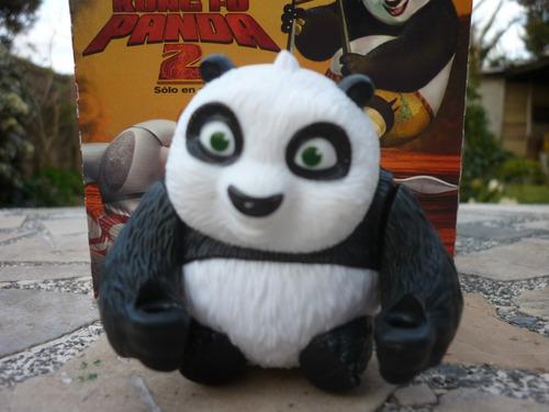 Bebe Po De Kung Fu Panda 2 Mc Donalds Cajita Feliz - $ 85,00 en ...