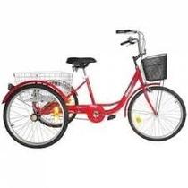 Triciclo Bicicleta R24 2 Canastos Oferta Imperdible¡¡¡¡¡