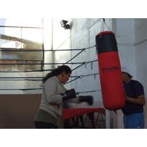 Bolsa De Boxeo Comitini De 1,05 Mts. Con Cadenas