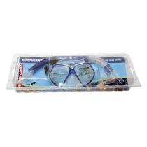 Kit Completo De Snorkel Y Mascara En Blister Nuevos Pro