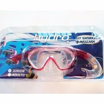 Set Snorkel Y Máscara Junior Hydro