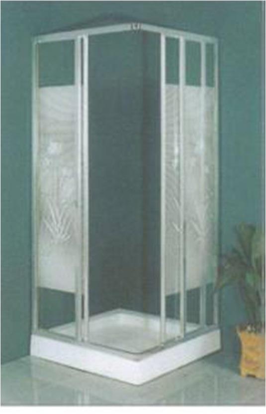 Muebles Para Baño En Fibra De Vidrio:Cabina De Ducha De Fibra De Vidrio Mamapara80x80 – U$S 378,00 en