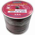 Cable De Audio Rojo Y Negro X-2x1.29 Mm , Bobina 305 Mts