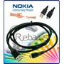Cable De Datos Para Nokia C5 C7 N8 X2 X3 X6 Asha 300 303 311