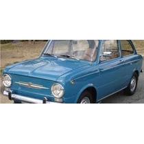 Repuestos Varios De Fiat 850 Maso De Elasticos