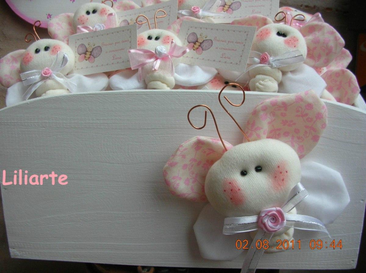 Cajita Para Ajuar O Souvenirs De Bebé - $ 480,00 en MercadoLibre